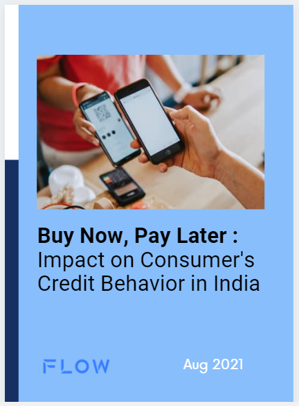 Buy Now, Pay Later: Impact on Consumer's Credit Behaviour